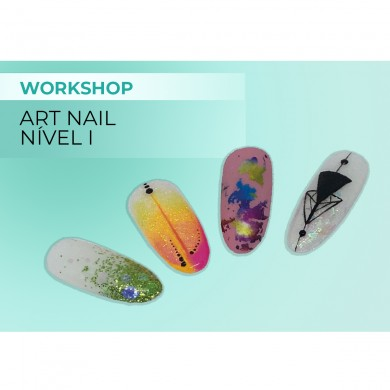 Workshop Nailart Nível I