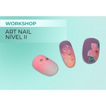 Workshop Nailart Nível II
