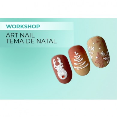 Workshop Nailart Natal
