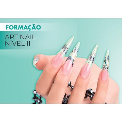 Formação Nail Art Nivel II