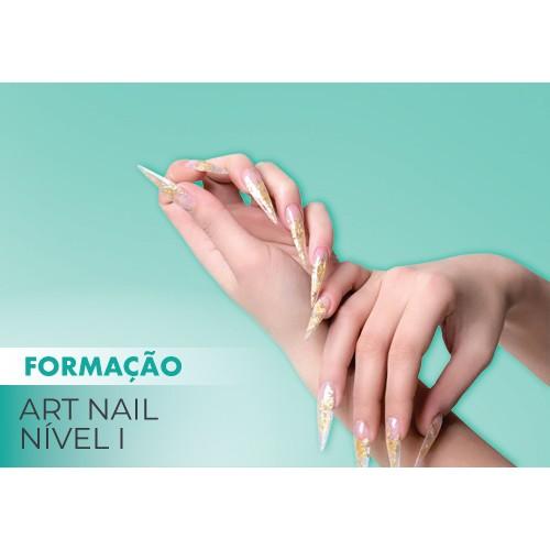 Formação Nail Art Nivel I