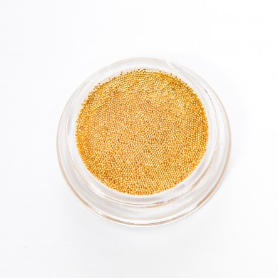 Caviar Dourado 0,4mm