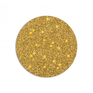 Glitter Golden Vibes